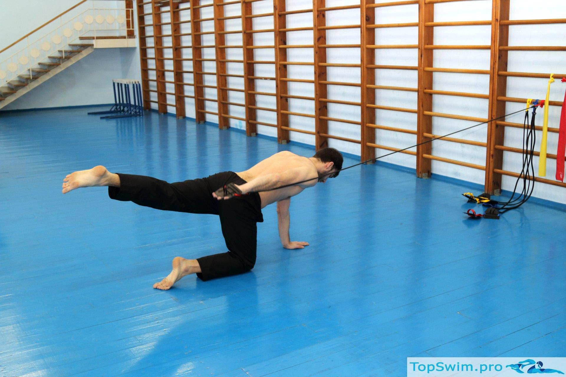 Чем заменить резинку для фитнеса?
