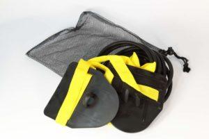 Резина для плавания на суше - брасс