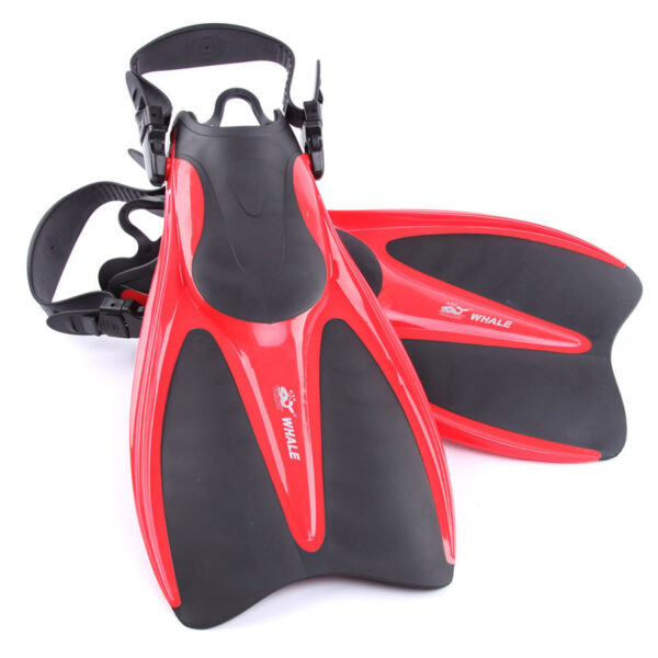 Ласты для плавания с открытой пяткой