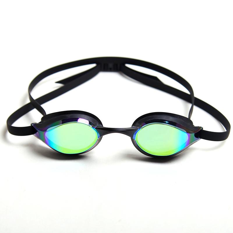 зеркальные стартовые зеркальные очки для плавания