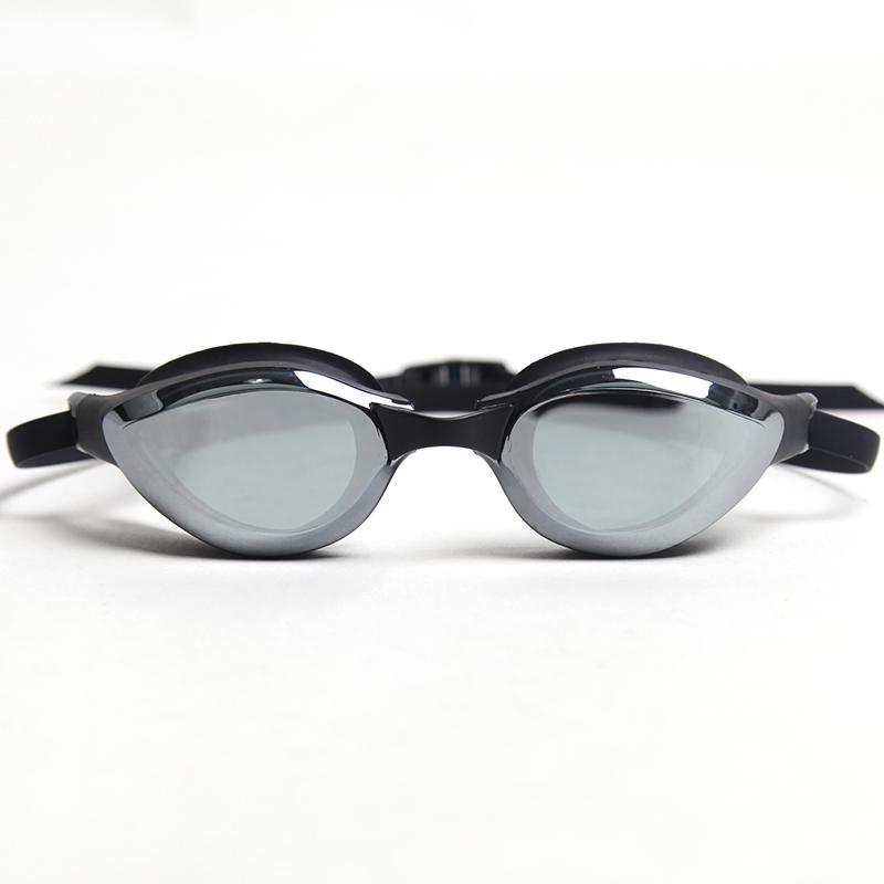 стартовые зеркальные очки для плавания