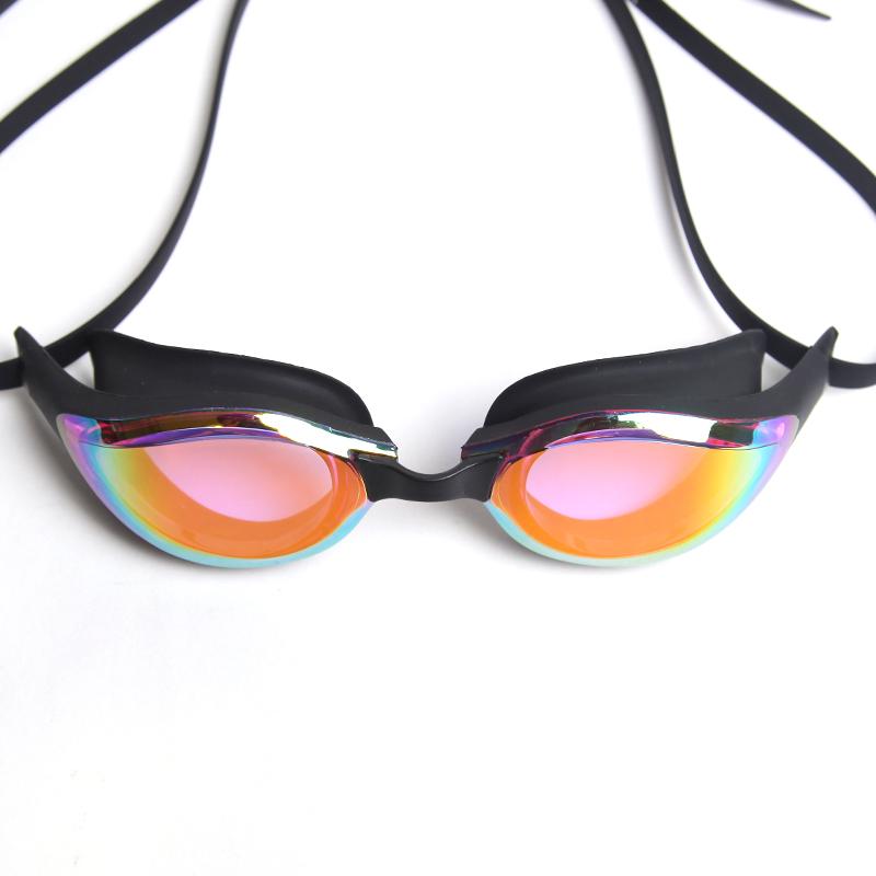очки для плавания зеркальные стартовые